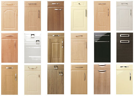 Kitchen door replacement l shaped kitchen designs for Replacement kitchen doors